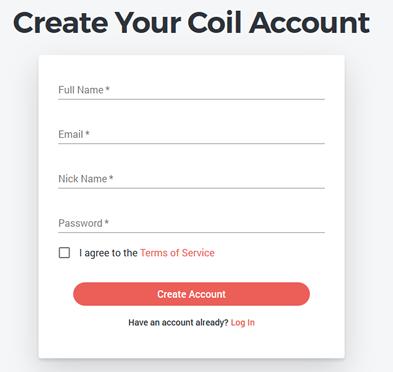coil-registered