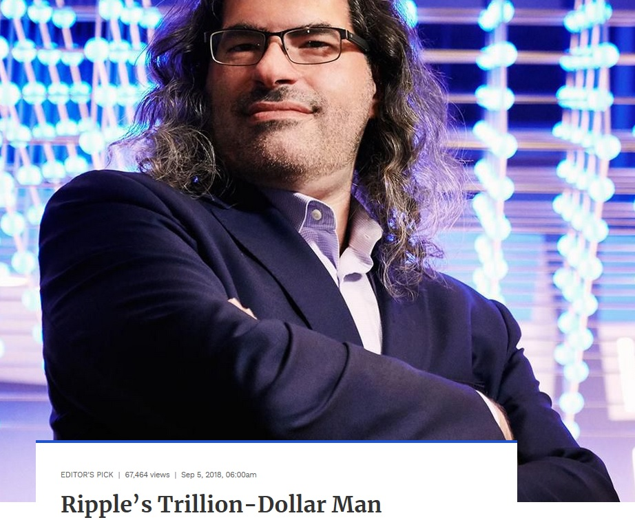 David Schwartz Trillion Dollar Man Photo