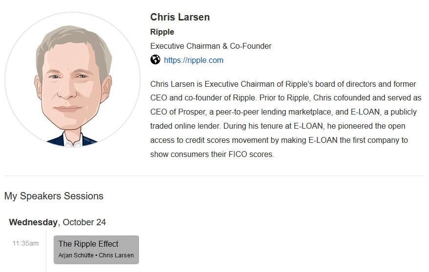 Chris Larsens profile