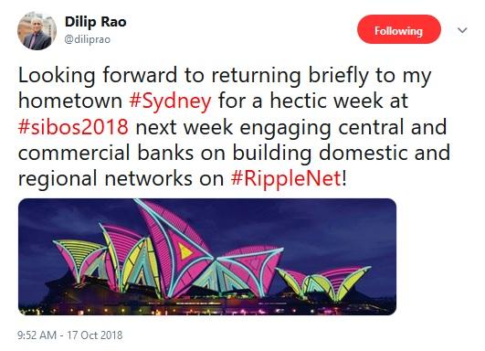 Dilip Rao Tweets