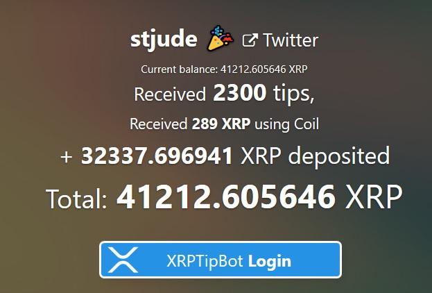 Screenshot of St Jude Landing Page