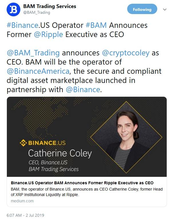BAM Trading Services