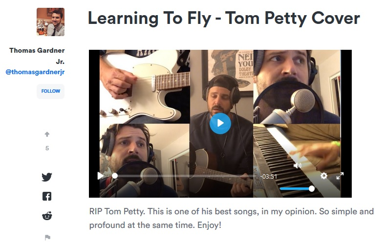 Learning to Fly cover