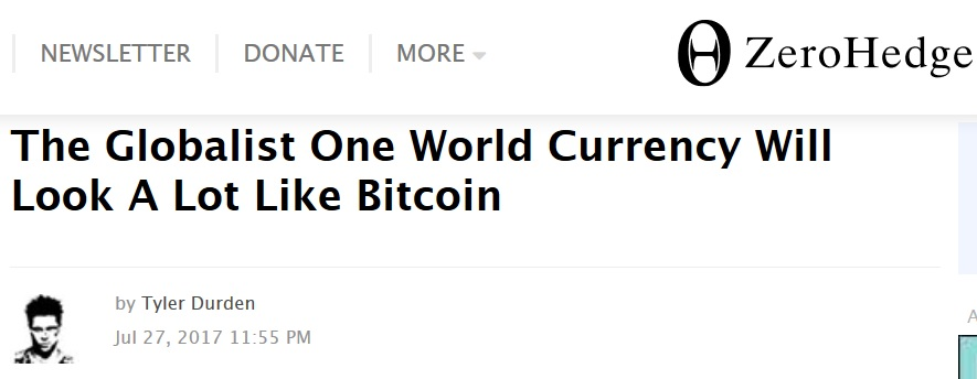 ZeroHedge Article