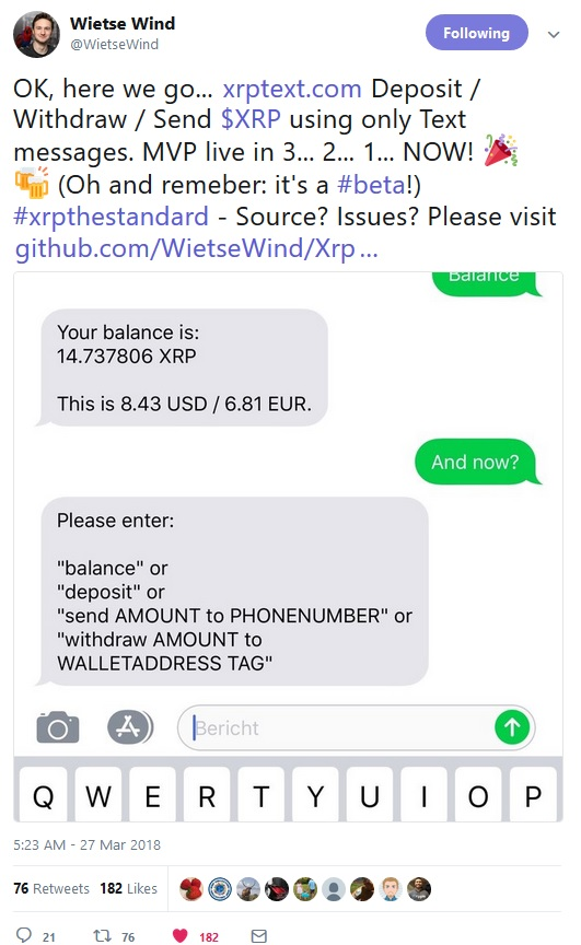 Wietse_Texting_XRP