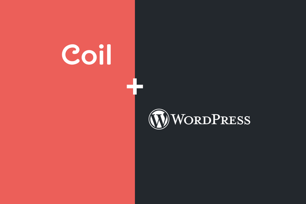 How to Install Coil Web Monetization on WordPress